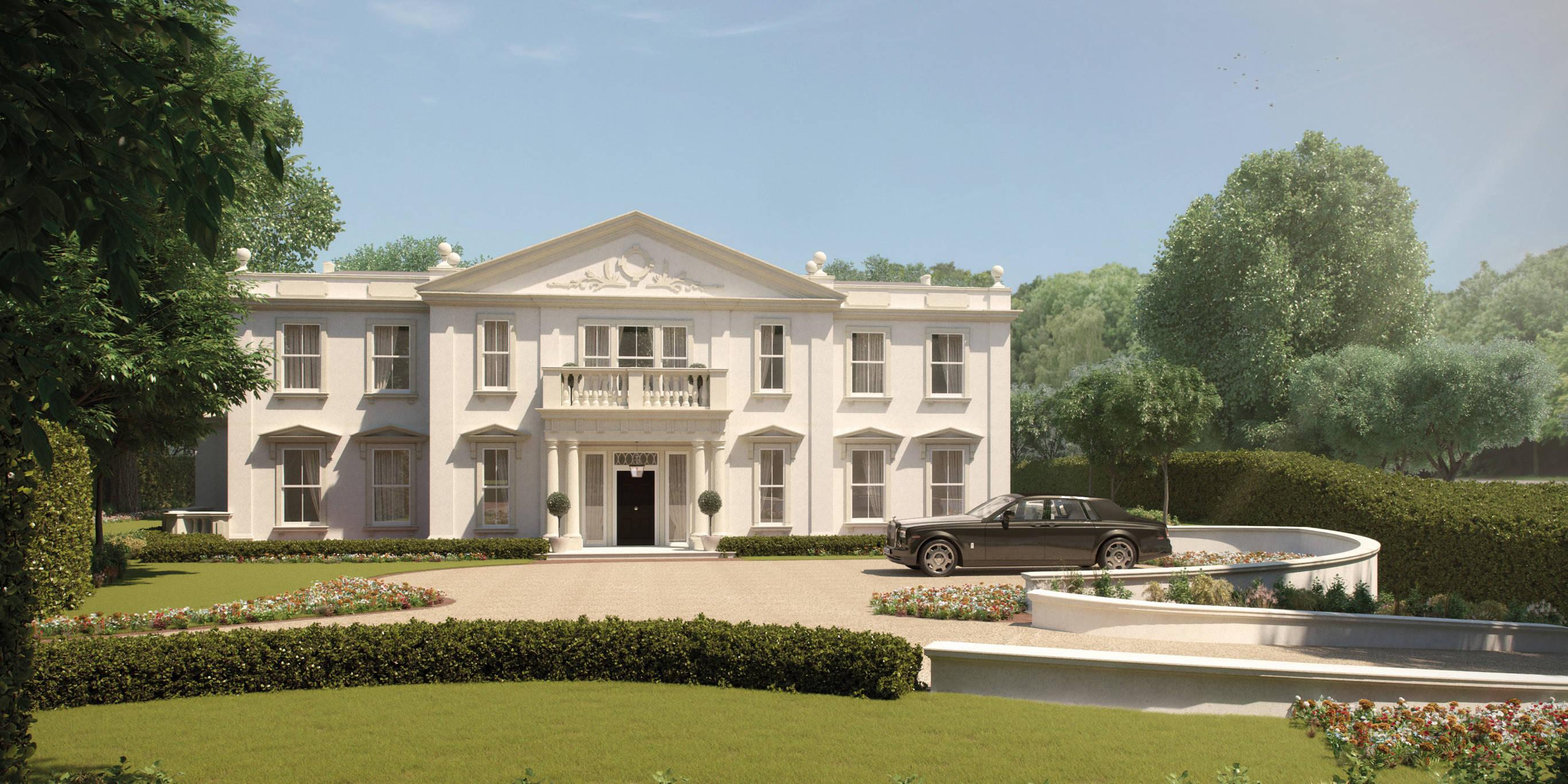 BRADENHAM HOUSE